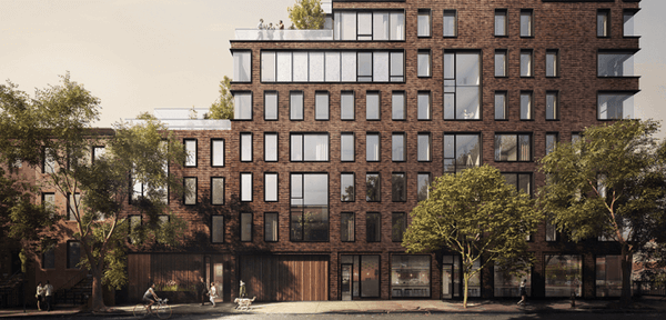 Substantial downside protection was build into our Downtown Brooklyn Mezzanine Loan offering (pictured)