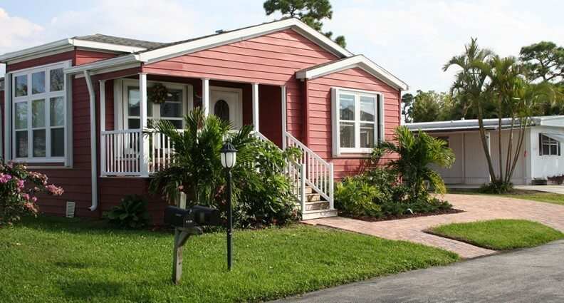 Investing in Manufactured Housing Communities